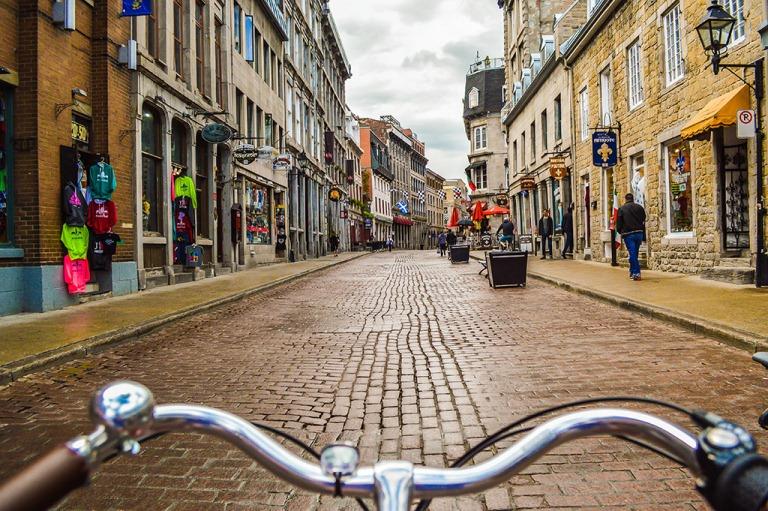 Монреаль признан лучшим велосипедным городом в Северной Америке