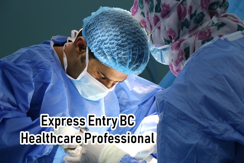 Иммиграция в Британскую Колумбию по категории Express Entry BC — Healthcare Professional