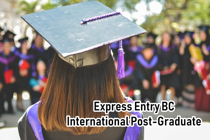 Иммиграция в Британскую Колумбию по категории Express Entry BC — International Post-Graduate