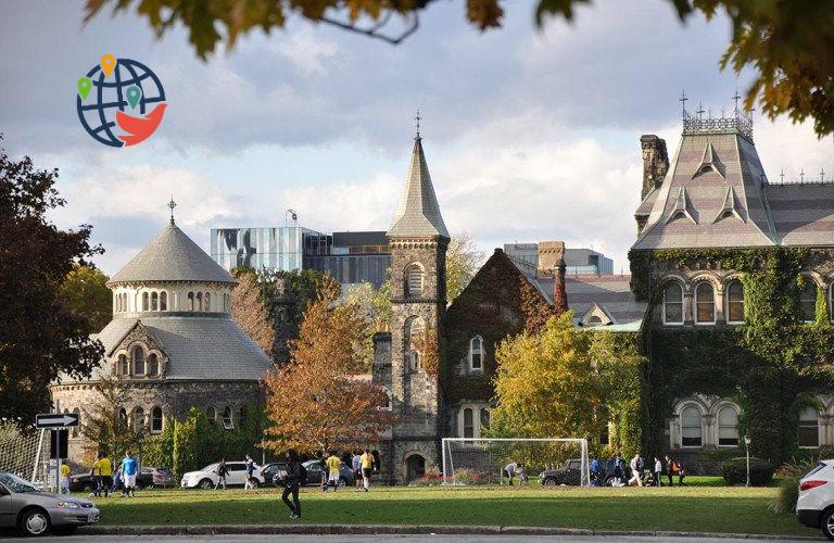 Университеты и колледжи Канады