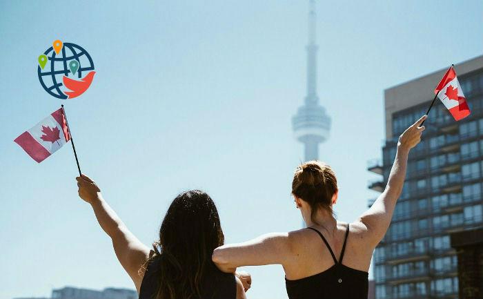 За неделю канадские провинции выдали более 1400 приглашений на иммиграцию