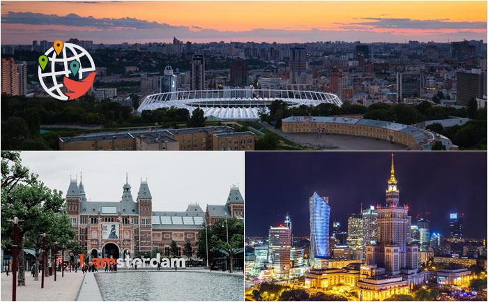 Нью-Брансуик проведет ярмарки вакансий в трех европейских столицах