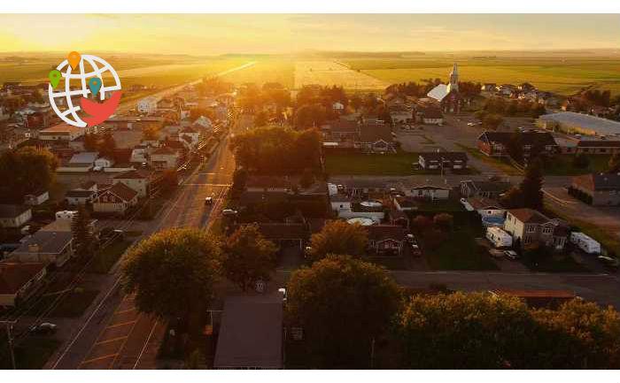 Очаровательный маленький городок в Квебеке отдает огромные участки земли бесплатно