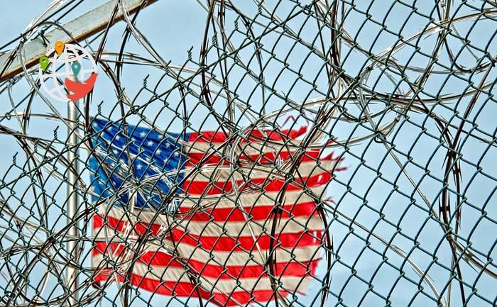 В Америке засудили офицера, которые совершил насилие над 5 иммигрантами