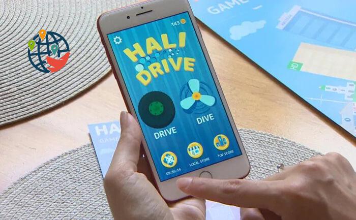 Украинские иммигранты создали мобильную игру, которая поможет приезжим познакомиться с Галифаксом