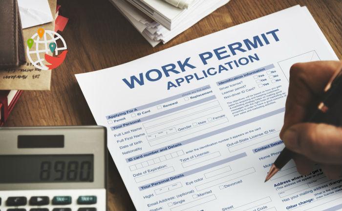 Выдача разрешений на работу задерживается из-за наплыва временных работников в Канаду