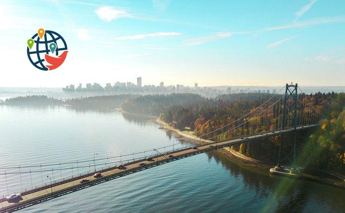 Жители Британской Колумбии считают себя американцами, а не канадцами