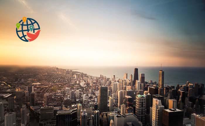 9 американских городов, где очень легко найти работу