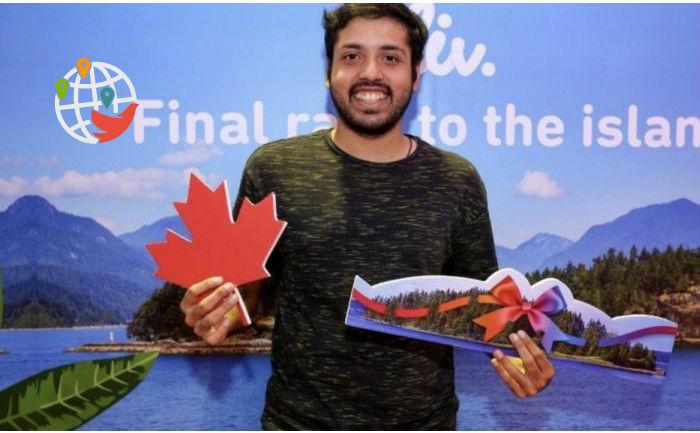 27-летний диджей из Дубая выиграл остров в Канаде и теперь не знает, что с ним делать
