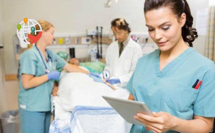 Рекордное количество медсестер получили лицензию в Квебеке