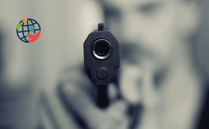 В США очередная стрельба: 10 человек ранены