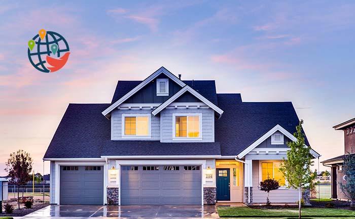 10 американских городов, где легко купить дом со скидкой