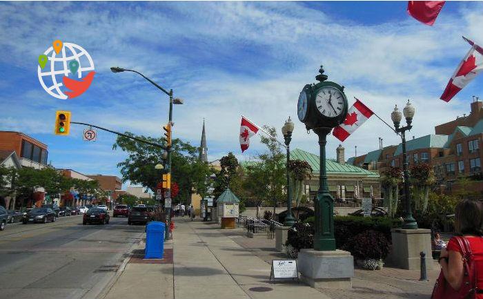 Дайджест недели: лучший канадский город и ведущие отрасли экономики