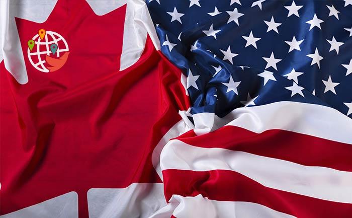 Канада принимает в три раза больше иммигрантов, чем США