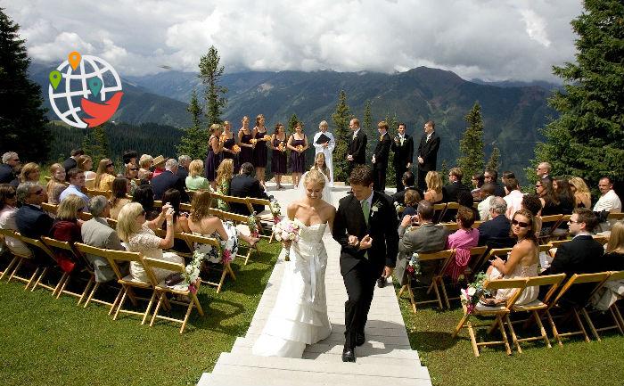 Когда и как женятся канадцы?