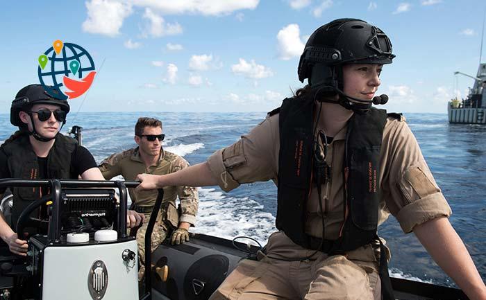 В морском секторе Канады стремительно растет количество вакансий