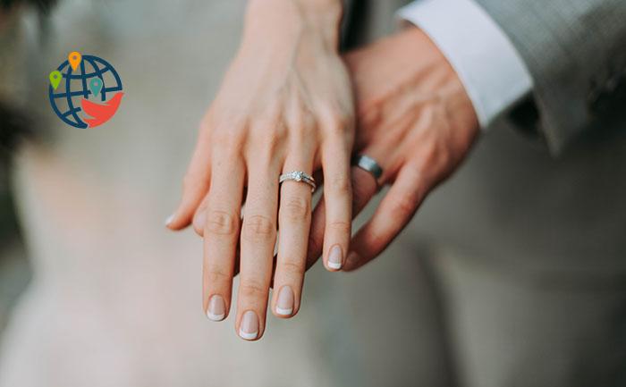 Регистрация брака в Канаде