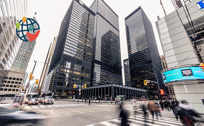 Произошел исторический обвал фондового рынка Канады