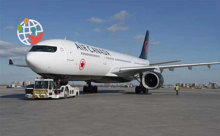 Канадская авиакомпания снова нанимает недавно уволенных сотрудников
