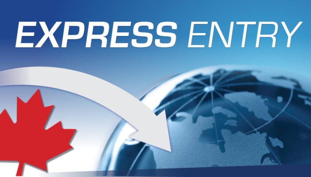 Два отбора Express Entry в один день