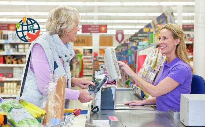 Работа в канадском магазине: быстро найти, легко освоиться