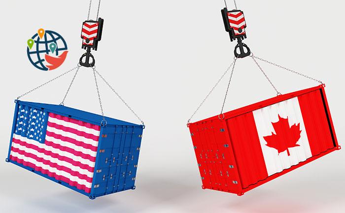 Граница между Канадой и США будет закрыта до 20 мая