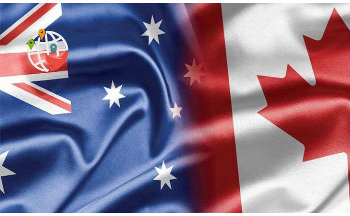 Канада увеличивает иммиграцию, а Австралия сокращает