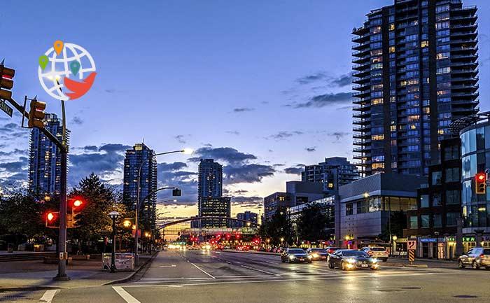 Ванкувер вводит более строгие ПДД в черте города