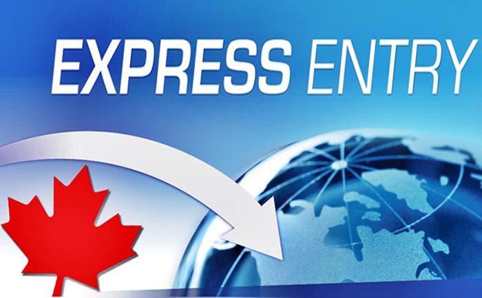Долгожданный отбор Express Entry
