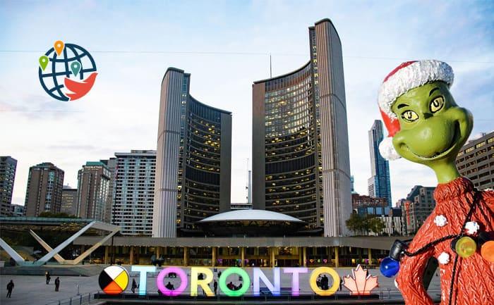 Рождество в Торонто отменяется?