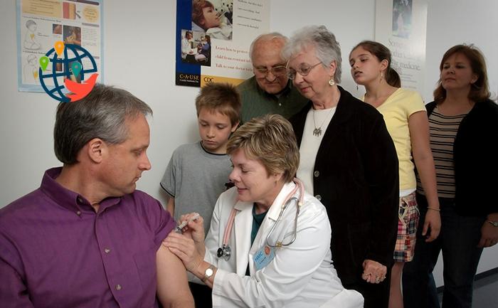 Канадские аптеки охватил лихорадочный спрос на прививки от гриппа