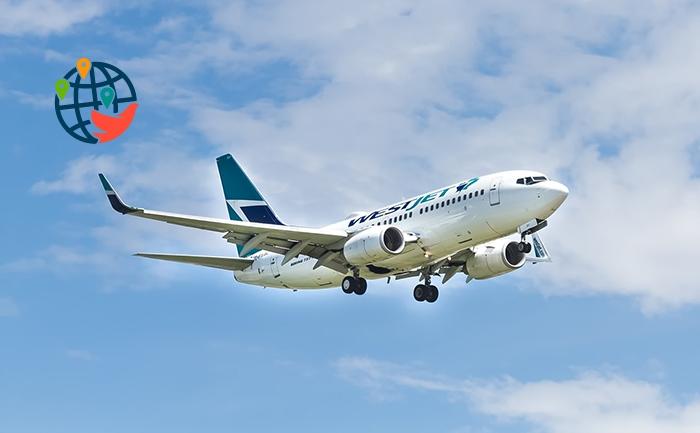 WestJet сокращает рейсы в атлантическую Канаду