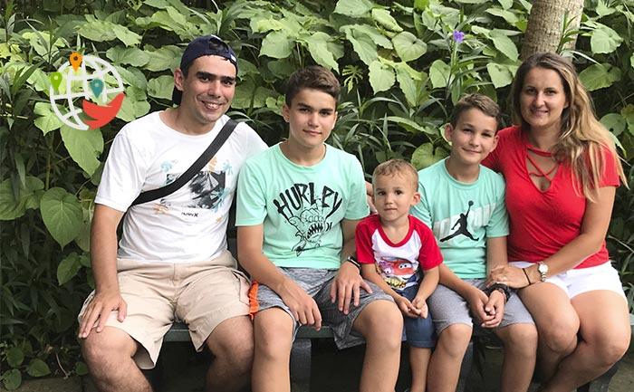 Карантин в Канаде: один день из жизни Алекса Павленко и его семьи