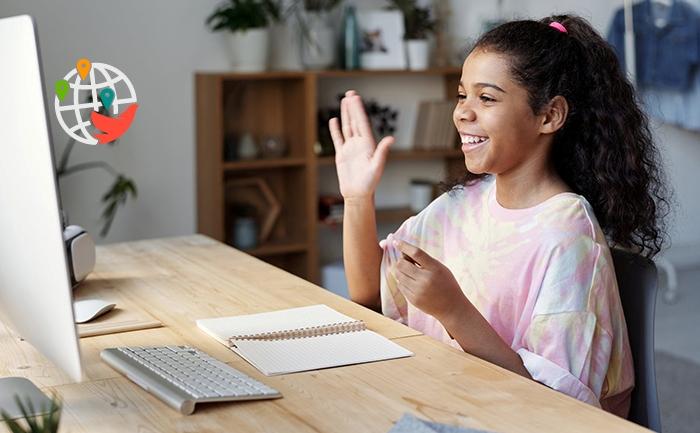 Уникальная возможность — зимний языковой онлайн-лагерь для детей