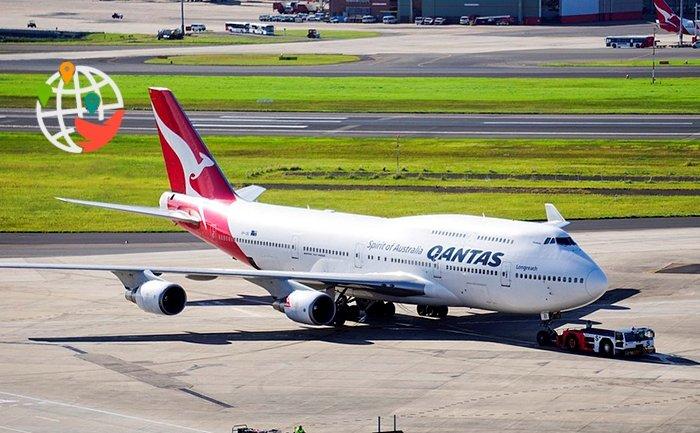 Qantas Airlines: вакцинируйтесь или забудьте о полетах
