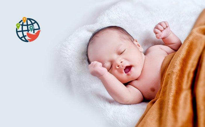 Первый ребенок 2021 года ― не первый «новогодний ребенок» в семье