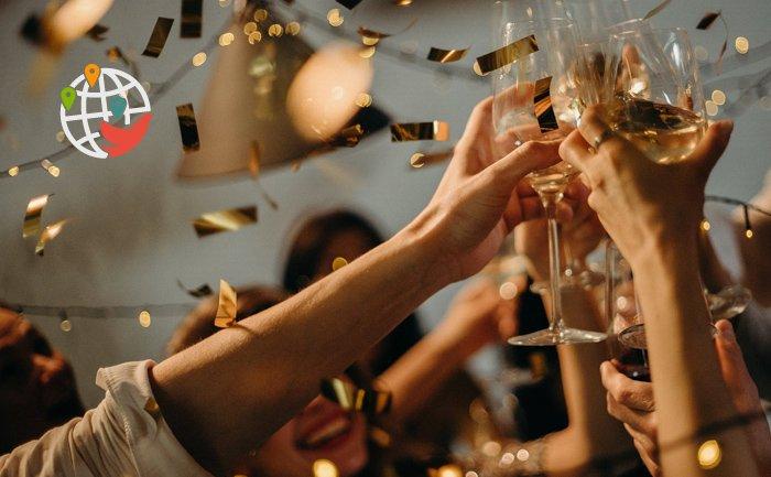 Канадец задержан за то, что слишком часто устраивал вечеринки