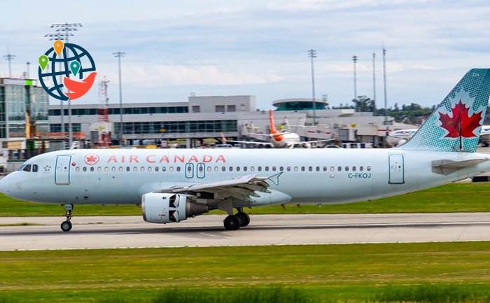 Этот канадский аэропорт отменил все пассажирские рейсы на неопределенный срок