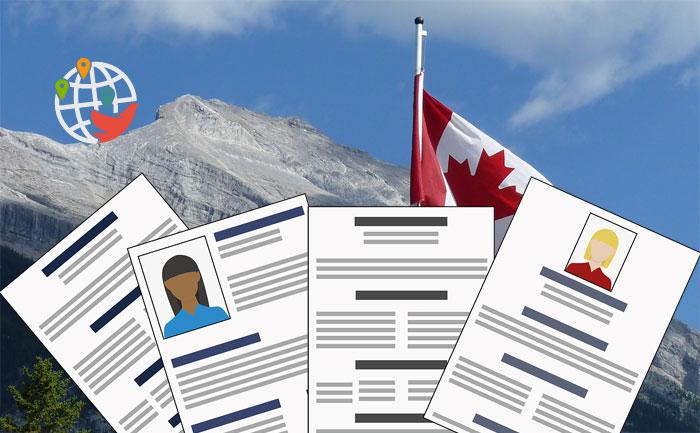 Составление резюме в канадском формате