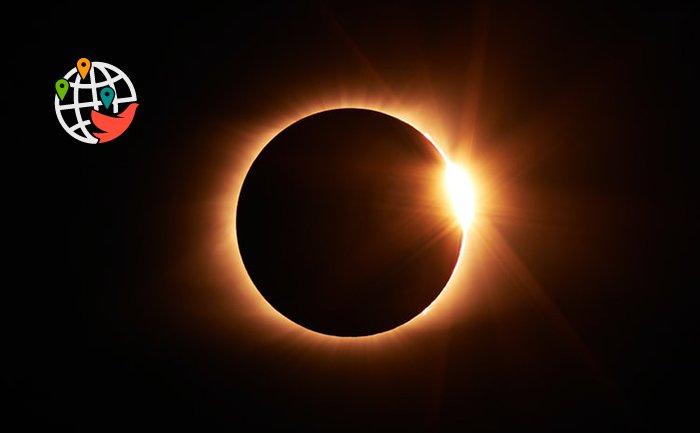 Редкое астрономическое явление в Торонто