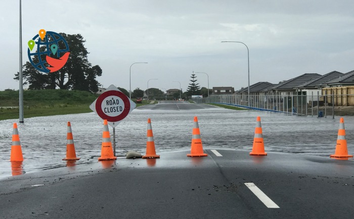 Крупнейший канадский город затопило канализацией