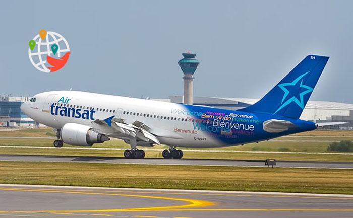 Air Transat приостанавливает все рейсы из Торонто
