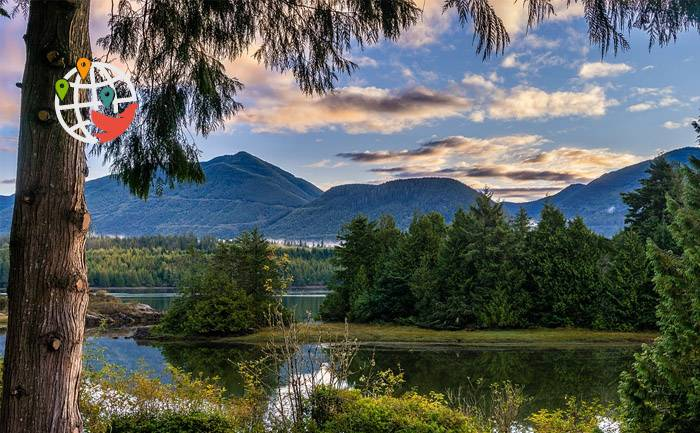 Британская Колумбия ― самая романтичная провинция