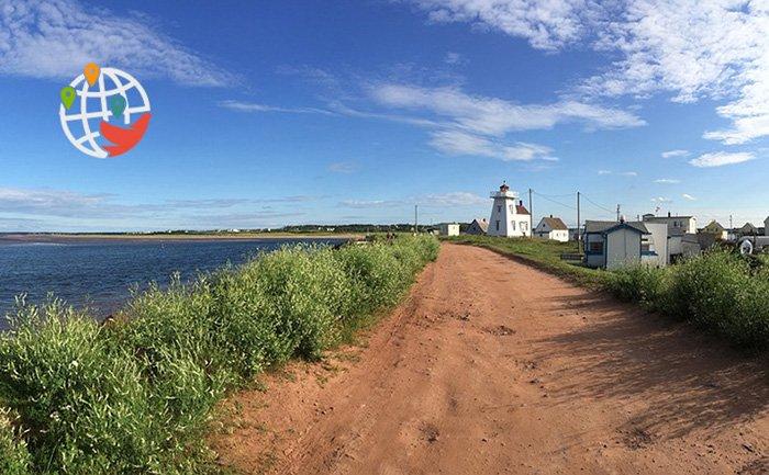 Остров Принца Эдуарда — одна из самых живописных провинций
