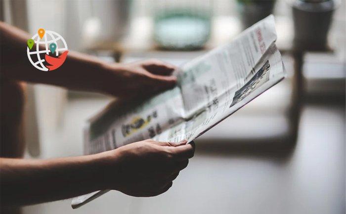 Жители Оттавы получают газеты с конспирологической теорией о вакцине