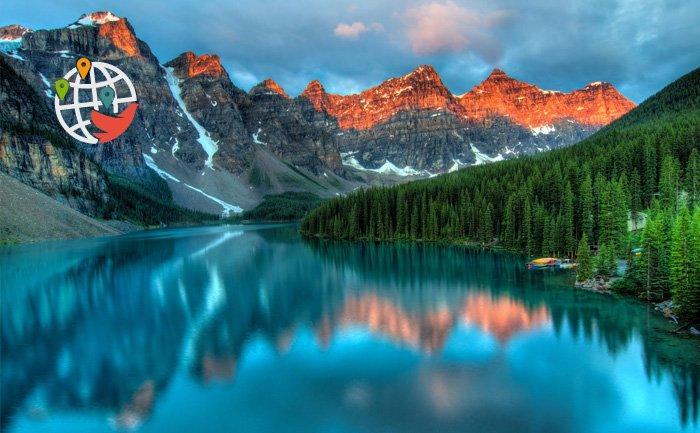Альберта ― красивая и богатая провинция
