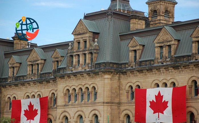 Какую позицию занимает Канада на мировой арене