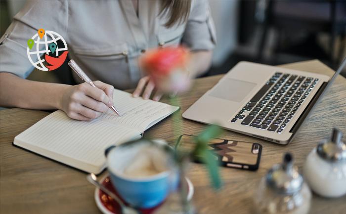 Работа писателем