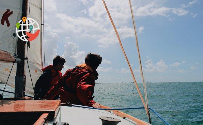 Работа моряком в Канаде