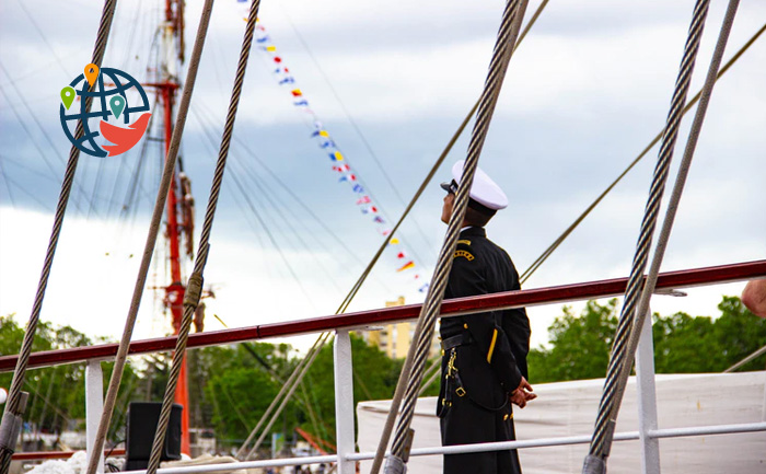 Работа моряком